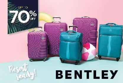 Save at Bentleys - but only until April 1st!